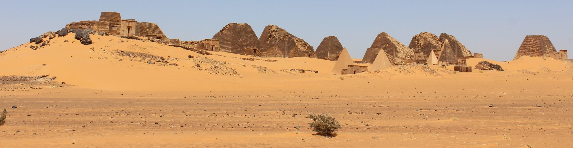 Environmental Changes and the Collapse of the Kingdom of Meroe, Sudan
